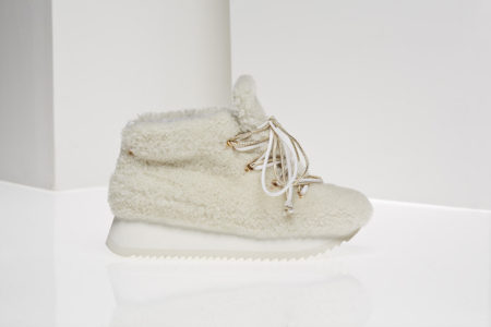 19-MONT SHEARLING WHITE