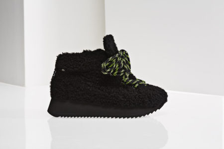20-MONT SHEARLING BLACK